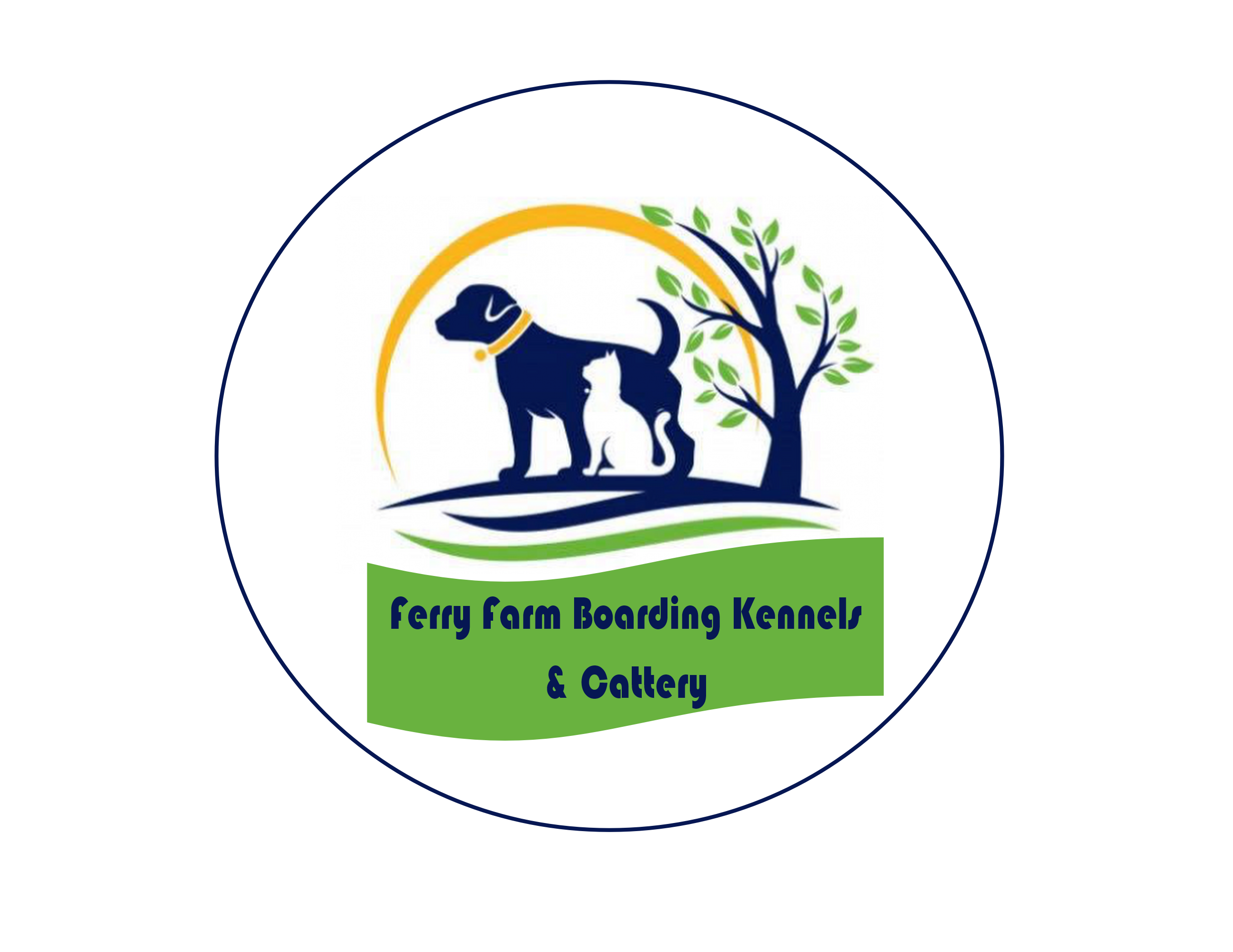 ferry farm boarding kennels
